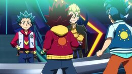 Beyblade Burst Super King English Subbed