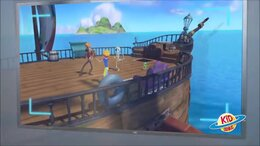 Pirates: Adventures in Art (2010)