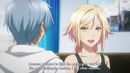 Strike the Blood English Subbed