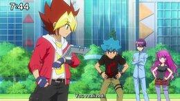 Yu-Gi-Oh! Sevens English Subbed