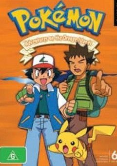 Pokemon Season 2 Orange Islands League - Watch English ...