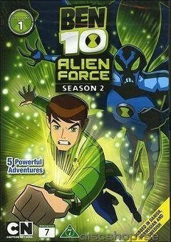 Ben 10 Alien Force Season 2 - Watch Cartoons Online