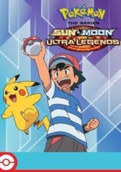Pokemon Season 22 Ultra Legends