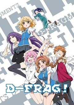 D-Frag! English Subbed