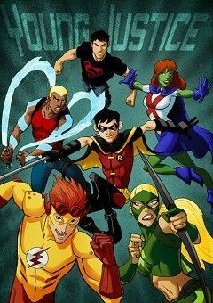 Young Justice Watch Cartoons Online